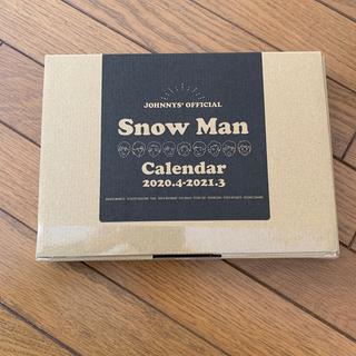 Johnny's - SnowMan CALENDAR  スノーマン カレンダー