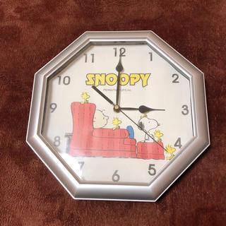 スヌーピー(SNOOPY)の最終値下げ❣️スヌーピー 掛け時計(掛時計/柱時計)