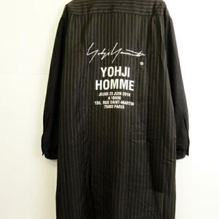 Yohji Yamamoto - Yohji Yamamoto スタッフシャツ