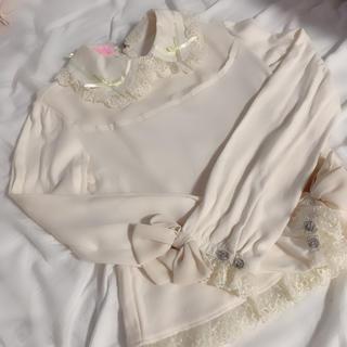 アンジェリックプリティー(Angelic Pretty)のアンプリ カットソー 美品(カットソー(半袖/袖なし))