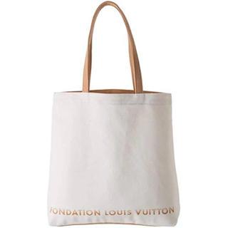 LOUIS VUITTON - FONDATIONLOUISVUITTONルイヴィトントートバッグ