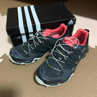 adidas - adidas トレッキングシューズ 23.5