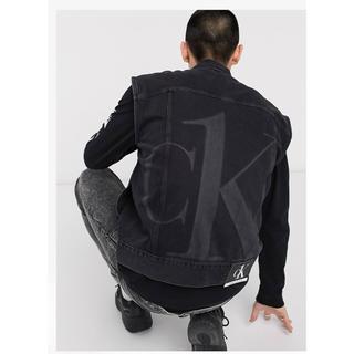 カルバンクライン(Calvin Klein)のcalvin klein ジャケット ジーンズ(Gジャン/デニムジャケット)