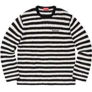 Supreme - supreme Stripe Mohair Sweater