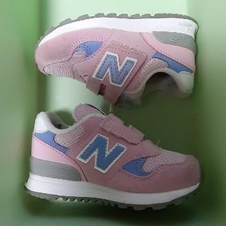 New Balance - new balanceスニーカー12㎝👟洗濯済み♪送料無料🎵