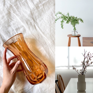 ACTUS - 茶色の花瓶