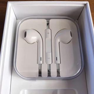 Apple - ☆新品☆Apple 正規品 iPhone SE iPad iPod イヤホン