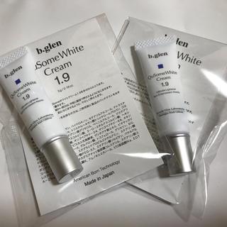 b.glen - b-glen   ホワイトクリーム1.9  ☆新品☆