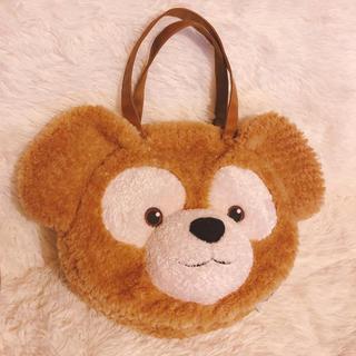 Disney - ダッフィー(フェイスモチーフ)バッグ