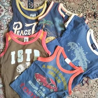 子供服セット タンクトップ100(Tシャツ/カットソー)