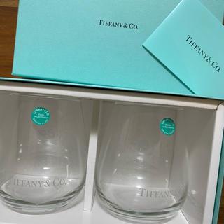 Tiffany & Co. - Tiffany&Co.グラス