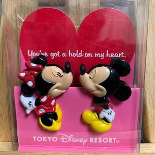 Disney - ディズニー マグネット付きクリップセット