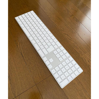Apple - Apple magic keyboard テンキー付