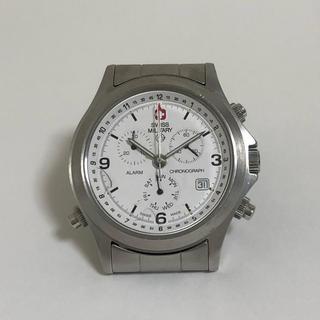 スイスミリタリー(SWISS MILITARY)の壊れた腕時計 スイスミリタリー レディース(腕時計)