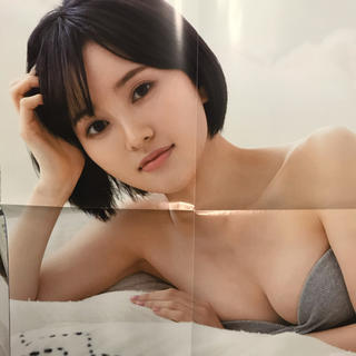 UTB+ 4月号付録 特大両面ポスター今泉佑唯  兒玉遥 HKT48 AKB48