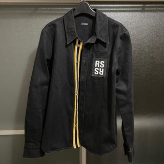 RAF SIMONS - RAF SIMONS デニムシャツ Size XS
