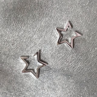 TOMORROWLAND - Star silver earcuff No.80