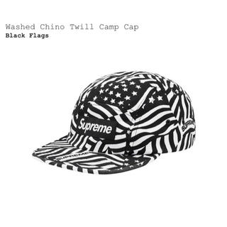 Supreme - 新品 supreme washed chino twill camp cap