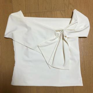 オート(HAUTE)のHAUTE トップス(シャツ/ブラウス(半袖/袖なし))