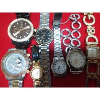 D&G - 腕時計まとめて 動品 D&G サクセス ジャンクションベガ ミッキーマウス 等