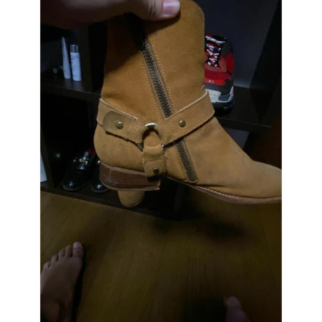 Saint Laurent(サンローラン)のサンローラン リングブーツ メンズの靴/シューズ(ブーツ)の商品写真
