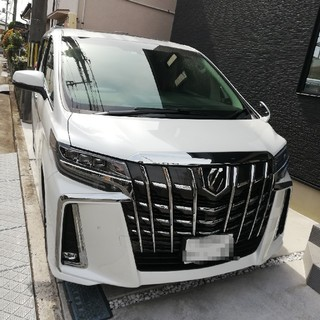 トヨタ - アルファード30後期SC 説明欄必読
