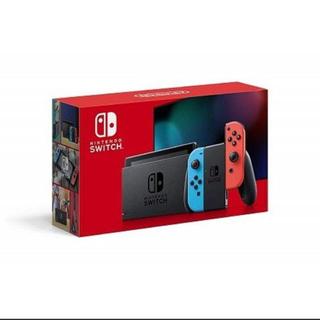 Nintendo Switch - 新型 Nintendo Switch 完品
