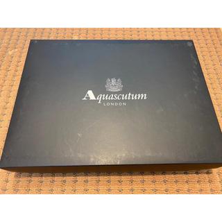 アクアスキュータム(AQUA SCUTUM)のアクアスキュータム ひざ掛け(毛布)