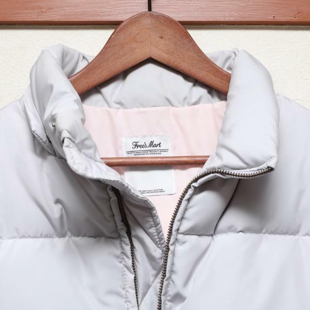 FREE'S MART(フリーズマート)のフリーズマート ダウンジャケ レディースのジャケット/アウター(ダウンジャケット)の商品写真