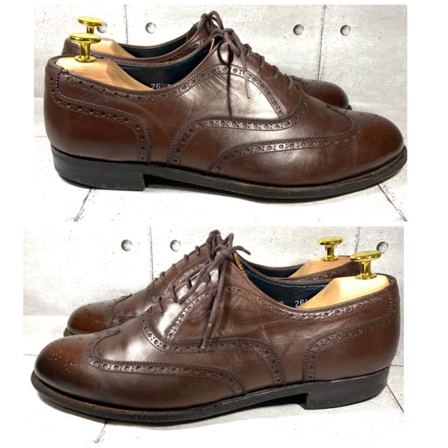 (専用)スコッチグレイン ビジネスシューズ 26.5cm メンズの靴/シューズ(ドレス/ビジネス)の商品写真