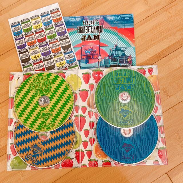 関ジャニ∞(カンジャニエイト)の関ジャニ∞ ジャム 初回限定盤 エンタメ/ホビーのDVD/ブルーレイ(ミュージック)の商品写真