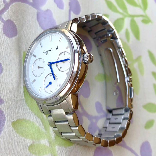 agnes b.(アニエスベー)のアニエス・ベー ㉙ 腕時計・稼動品✨ レディースのファッション小物(腕時計)の商品写真
