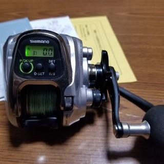 シマノ フォースマスター400 中古 電動リール(リール)