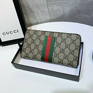 Gucci - 美品 グッチ 長財布