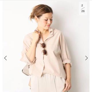 DEUXIEME CLASSE - 新品未使用 Deuxieme Classe EVERYDAY ワイドシャツ