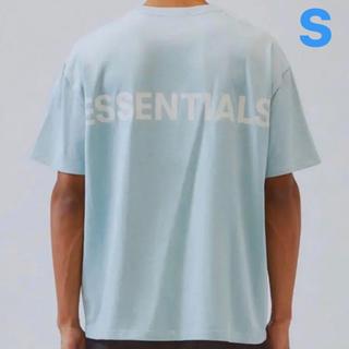 FEAR OF GOD - Sサイズ Essentials ロゴ Tシャツ