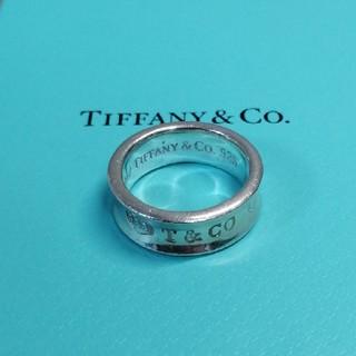 Tiffany & Co. - ティファニー 1837リング