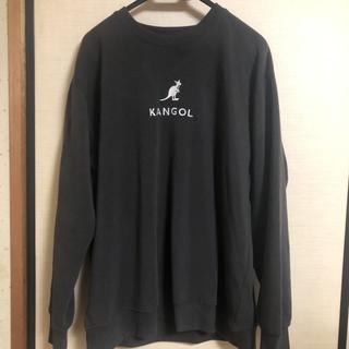 KANGOL - スウェット トレーナー レディース メンズ KANGOL カンゴール