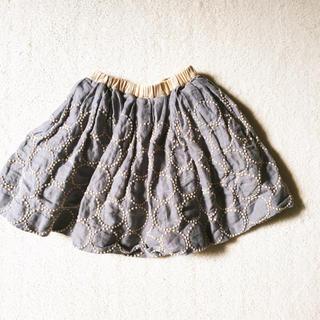 ミナペルホネン(mina perhonen)のminä perhonen ミナペルホネンタンバリンスカート キッズ100(その他)