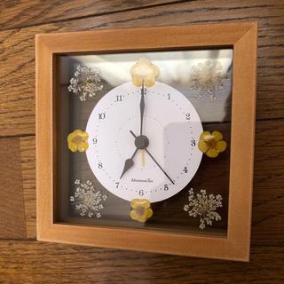 アフタヌーンティー(AfternoonTea)のアフタヌーンティー   置き時計(置時計)