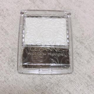 CEZANNE(セザンヌ化粧品) - セザンヌ  パールグロウハイライト 03 オーロラミント ハイライト