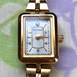 STAR JEWELRY - STAR JEWELRY  ⑧  ソーラー腕時計・稼動品✨
