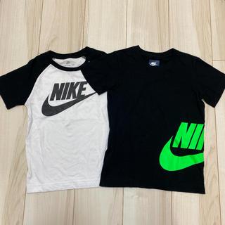 NIKE - NIKE ナイキ キッズ ロゴ Tシャツ 2枚セット