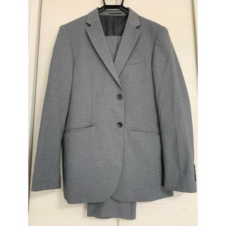 ジーユー(GU)のGU セットアップ グレー スーツ(ジャージ)
