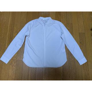 パーソンズ(PERSON'S)のスタンドカラーシャツ 新品同様 GW限定値下げ 1300→1000(シャツ/ブラウス(長袖/七分))