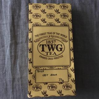 TWG 6033 ブラックティー茶葉50g