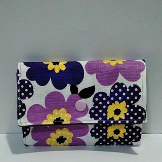 カードケース・ジャバラタイプ(財布)
