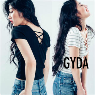 GYDA - GYDA 2WAY バインダー Tシャツ♡ジーナシス ENVYM ミラーナイン