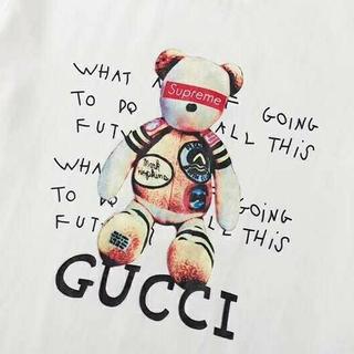 Supreme - 【日本非売品】 Supreme x Gucci Tee Tシャツ Mサイズ