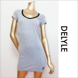 Delyle - DELYLE ハート ドット Tシャツ ワンピース♡リゼクシー DaTuRa